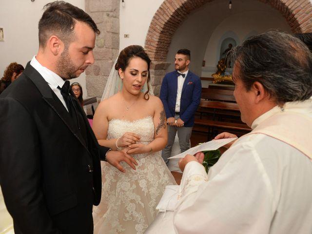 Il matrimonio di Luca e Fabiola a Ottana, Nuoro 89