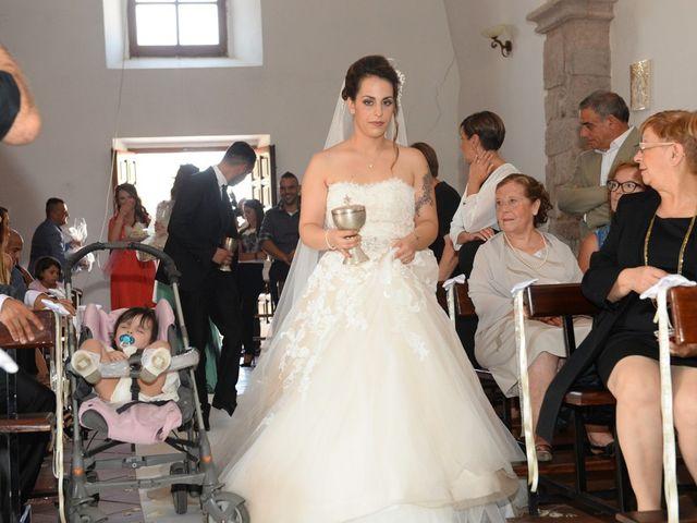 Il matrimonio di Luca e Fabiola a Ottana, Nuoro 91