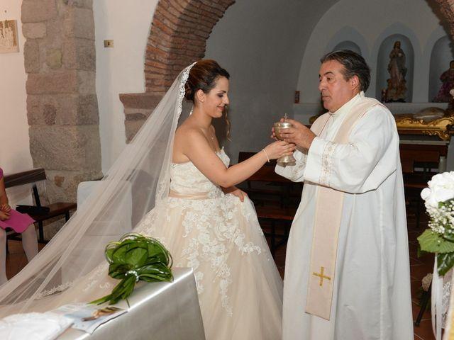 Il matrimonio di Luca e Fabiola a Ottana, Nuoro 92