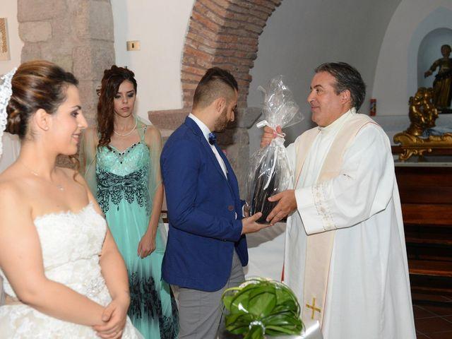 Il matrimonio di Luca e Fabiola a Ottana, Nuoro 94