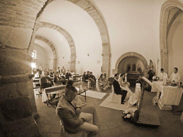 Il matrimonio di Luca e Fabiola a Ottana, Nuoro 95