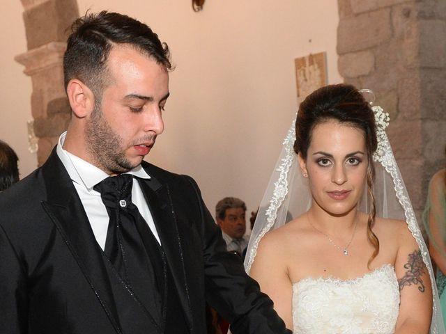Il matrimonio di Luca e Fabiola a Ottana, Nuoro 98