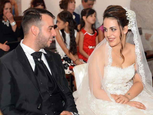 Il matrimonio di Luca e Fabiola a Ottana, Nuoro 99