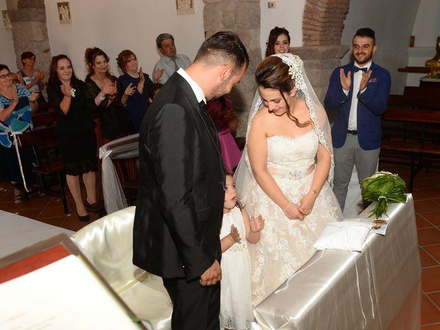 Il matrimonio di Luca e Fabiola a Ottana, Nuoro 100