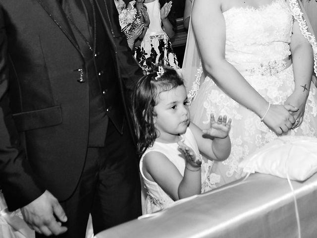 Il matrimonio di Luca e Fabiola a Ottana, Nuoro 101