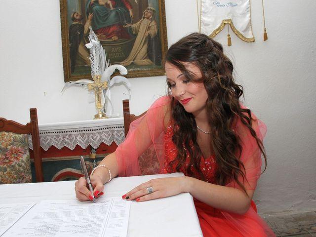 Il matrimonio di Luca e Fabiola a Ottana, Nuoro 105