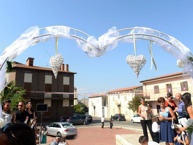 Il matrimonio di Luca e Fabiola a Ottana, Nuoro 113