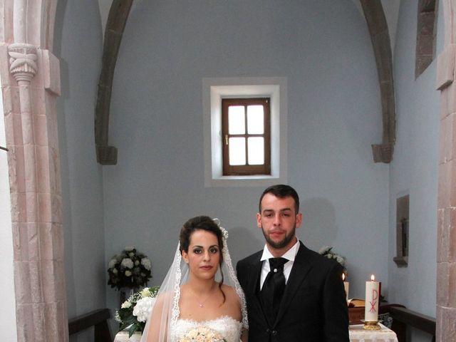 Il matrimonio di Luca e Fabiola a Ottana, Nuoro 116