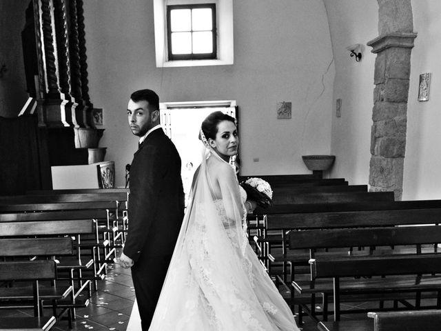 Il matrimonio di Luca e Fabiola a Ottana, Nuoro 120