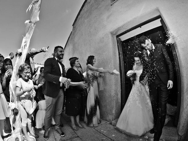 Il matrimonio di Luca e Fabiola a Ottana, Nuoro 122