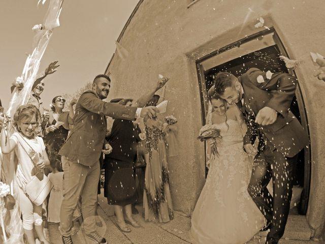 Il matrimonio di Luca e Fabiola a Ottana, Nuoro 123