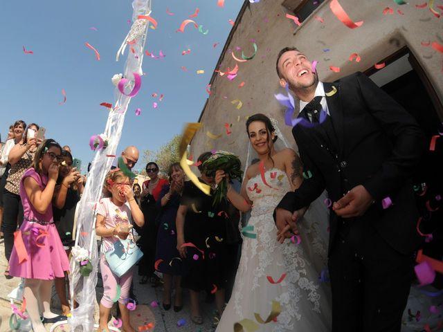 Il matrimonio di Luca e Fabiola a Ottana, Nuoro 124