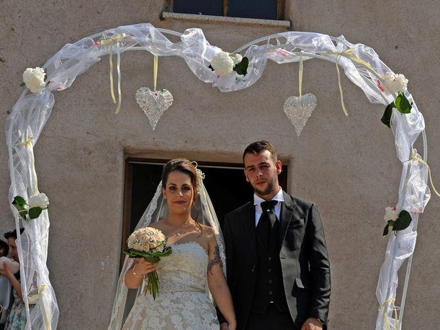 Il matrimonio di Luca e Fabiola a Ottana, Nuoro 126