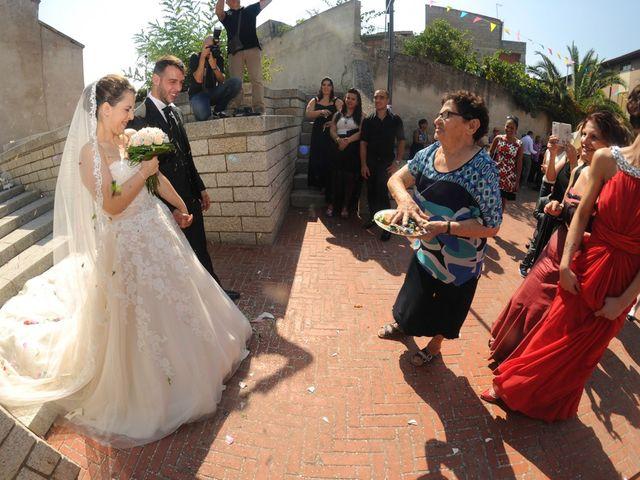Il matrimonio di Luca e Fabiola a Ottana, Nuoro 127
