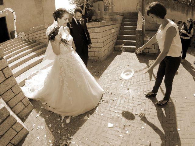 Il matrimonio di Luca e Fabiola a Ottana, Nuoro 128
