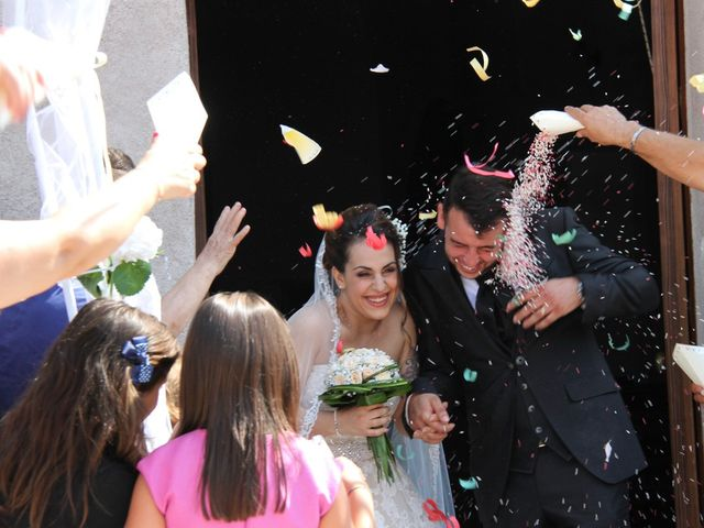 Il matrimonio di Luca e Fabiola a Ottana, Nuoro 129
