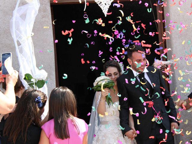 Il matrimonio di Luca e Fabiola a Ottana, Nuoro 130
