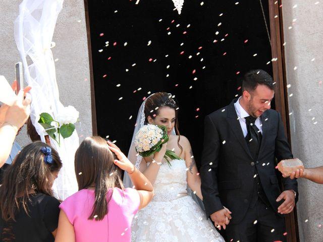 Il matrimonio di Luca e Fabiola a Ottana, Nuoro 131