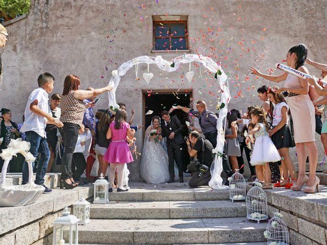 Il matrimonio di Luca e Fabiola a Ottana, Nuoro 133