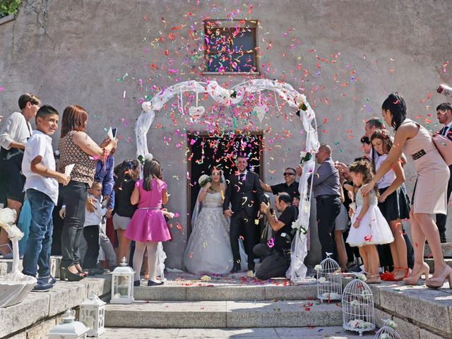Il matrimonio di Luca e Fabiola a Ottana, Nuoro 134