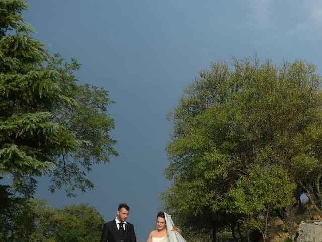 Il matrimonio di Luca e Fabiola a Ottana, Nuoro 135