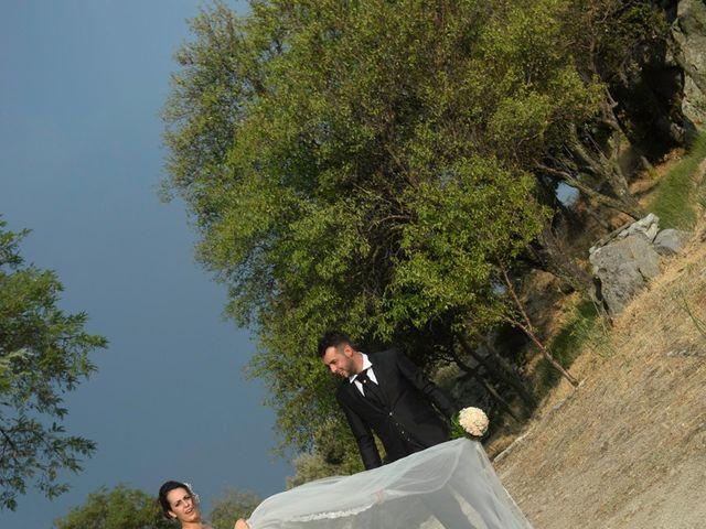 Il matrimonio di Luca e Fabiola a Ottana, Nuoro 136