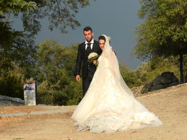 Il matrimonio di Luca e Fabiola a Ottana, Nuoro 137