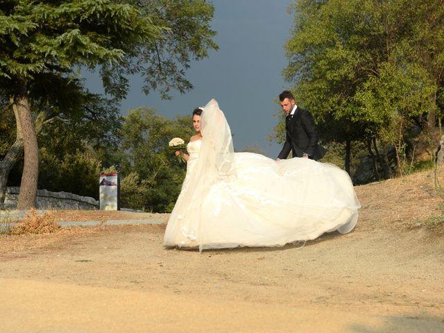 Il matrimonio di Luca e Fabiola a Ottana, Nuoro 138