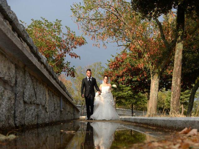 Il matrimonio di Luca e Fabiola a Ottana, Nuoro 139