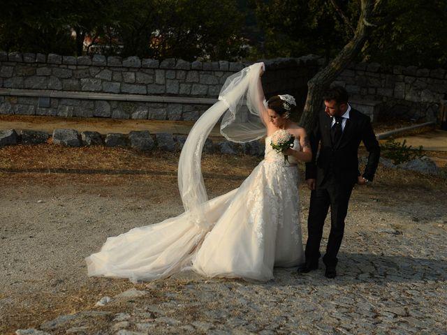 Il matrimonio di Luca e Fabiola a Ottana, Nuoro 144