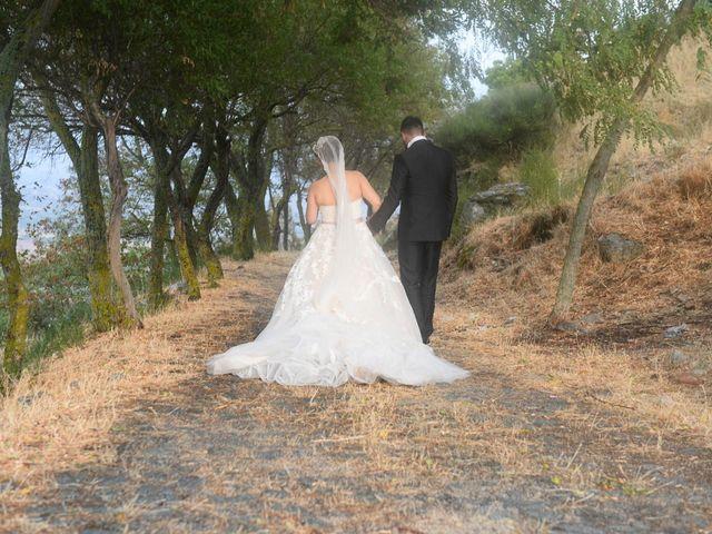Il matrimonio di Luca e Fabiola a Ottana, Nuoro 145