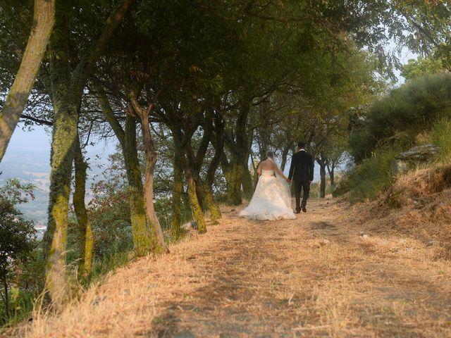 Il matrimonio di Luca e Fabiola a Ottana, Nuoro 147