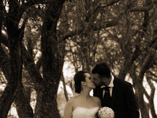 Il matrimonio di Luca e Fabiola a Ottana, Nuoro 148