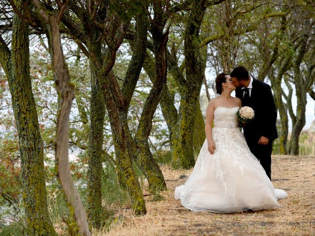 Il matrimonio di Luca e Fabiola a Ottana, Nuoro 149