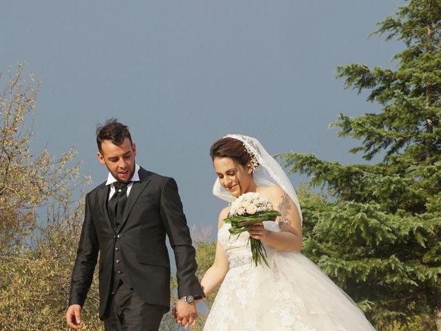 Il matrimonio di Luca e Fabiola a Ottana, Nuoro 152