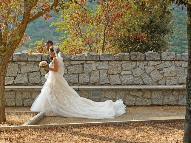 Il matrimonio di Luca e Fabiola a Ottana, Nuoro 153