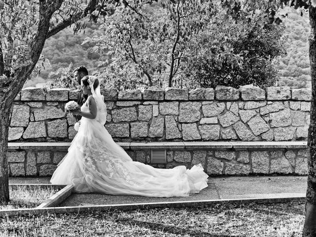 Il matrimonio di Luca e Fabiola a Ottana, Nuoro 154