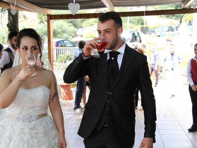 Il matrimonio di Luca e Fabiola a Ottana, Nuoro 163