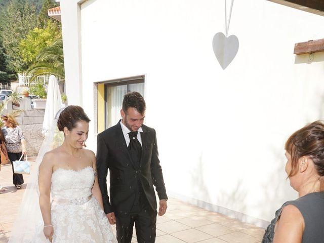Il matrimonio di Luca e Fabiola a Ottana, Nuoro 166