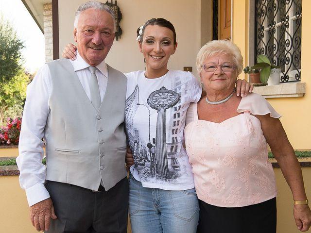 Il matrimonio di Andrea e Federica a Calvagese della Riviera, Brescia 19
