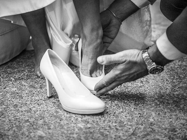 Il matrimonio di Andrea e Federica a Calvagese della Riviera, Brescia 23