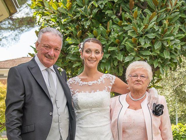 Il matrimonio di Andrea e Federica a Calvagese della Riviera, Brescia 28