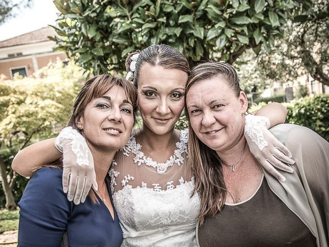 Il matrimonio di Andrea e Federica a Calvagese della Riviera, Brescia 30