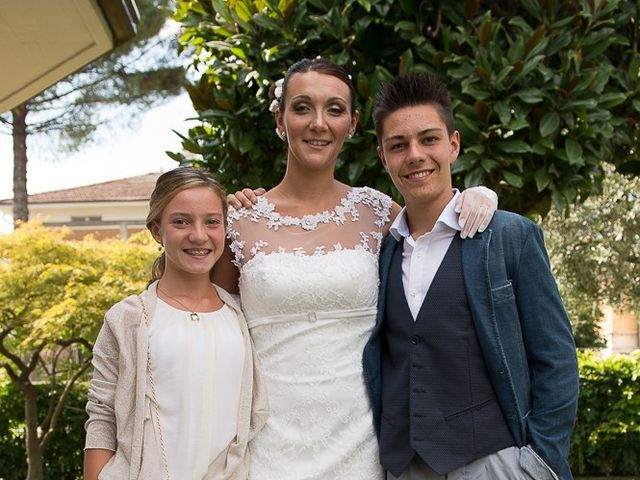 Il matrimonio di Andrea e Federica a Calvagese della Riviera, Brescia 31