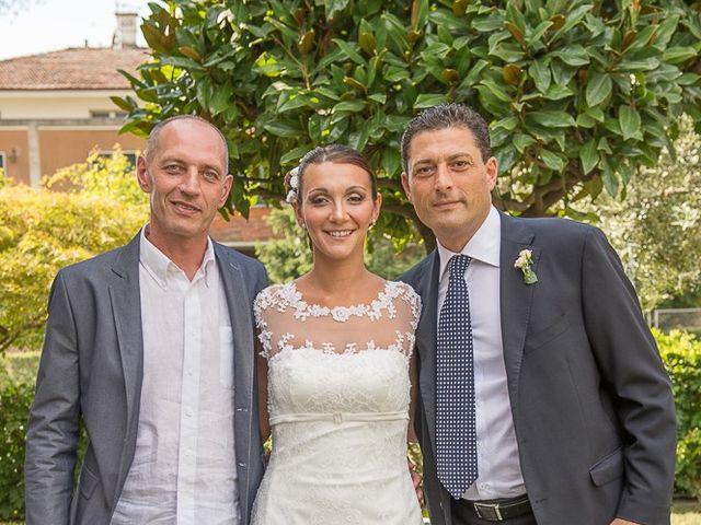 Il matrimonio di Andrea e Federica a Calvagese della Riviera, Brescia 32
