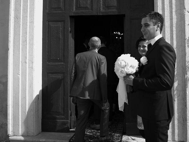 Il matrimonio di Andrea e Federica a Calvagese della Riviera, Brescia 35