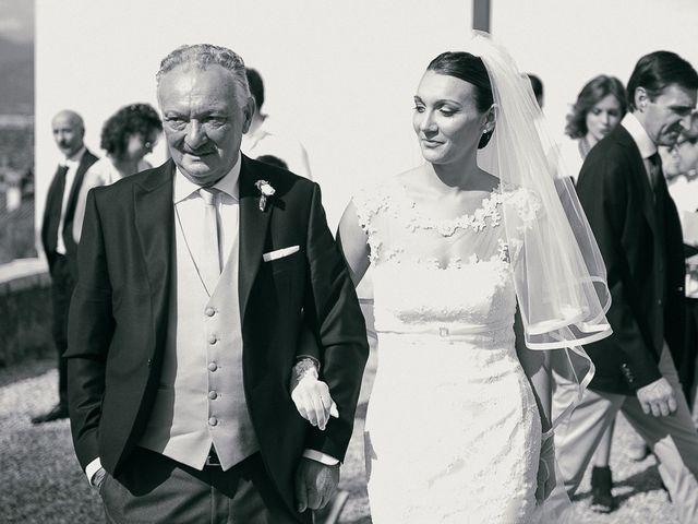 Il matrimonio di Andrea e Federica a Calvagese della Riviera, Brescia 36
