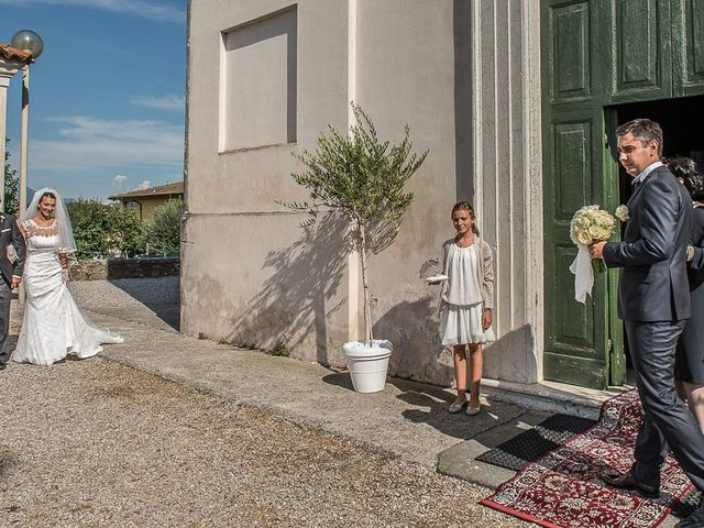 Il matrimonio di Andrea e Federica a Calvagese della Riviera, Brescia 38