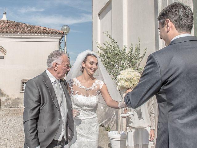 Il matrimonio di Andrea e Federica a Calvagese della Riviera, Brescia 40
