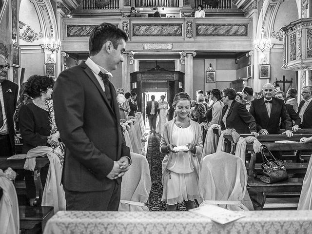 Il matrimonio di Andrea e Federica a Calvagese della Riviera, Brescia 42